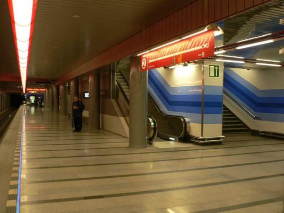 Metro Praha - Letňany