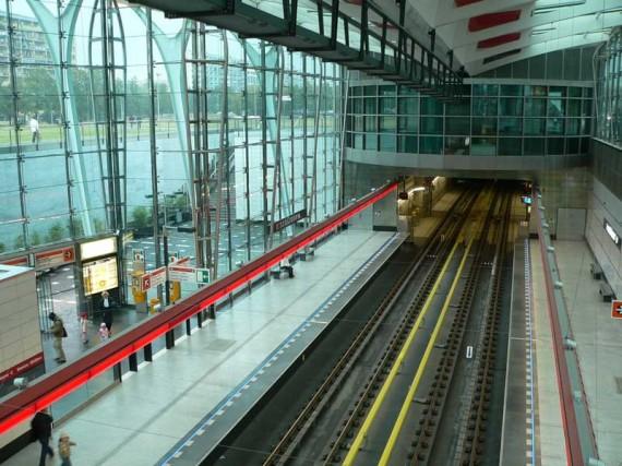 Metro Praha - Střížkov